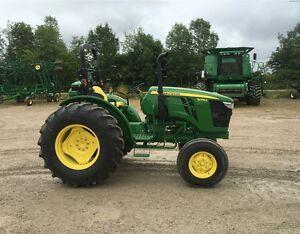 2015 John Deere 5055E Tractor Kitchener / Waterloo Kitchener Area image 5