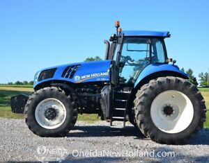 2013 New Holland T8.275