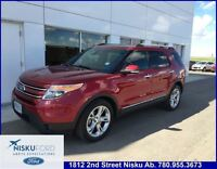 2013 Ford Explorer Limited Tech Package Adaptive Cruise Control