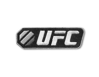 UFC Officially Licensed Performance Embroidered Patch New/Sealed in Clamshell
