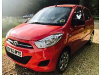 Stunning 2014 Hyundai i10 almost new only 5k done in mint condition