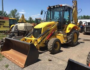 2013 New Holland B95C 4WD Backhoe