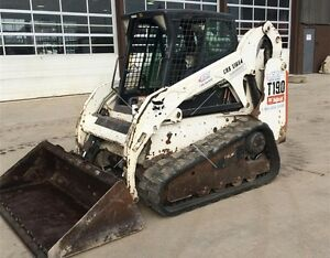 2008 Bobcat T190 Skid Steer
