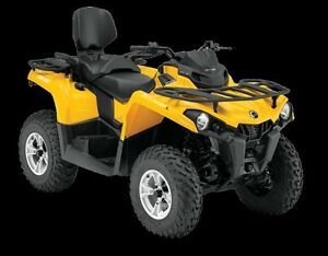 2016 Can-am Outlander MAX 450 ATV