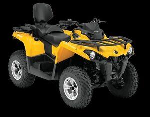 2016 Can-am Outlander MAX 450 ATV