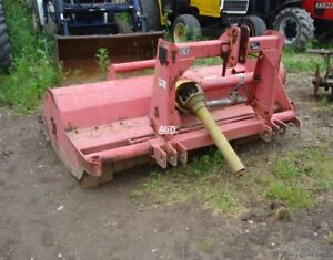 5ft Sauerburger HGM1650U Flail Mower