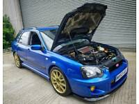 Subaru Impreza Turbo 2003 Prodrive Wagon - 260bhp - excellent condition!