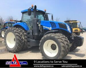 New Holland Tractor | Find Heavy Equipment Near Me in Ontario