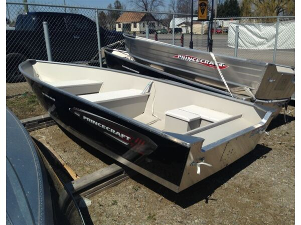 Used 2015 Princecraft Utility Boats