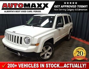 2016 Jeep Patriot High Altitude w/Leather/Sunroof!