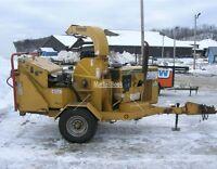 2005 Vermeer BC1230A Wood Chipper