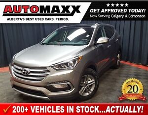 2017 Hyundai Santa Fe Sport 2.4 Luxury AWD w/Leather/Pano Roof!