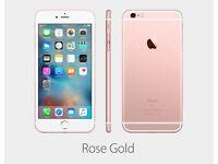 Apple iPhone 6s - 16GB - Rose Gold (Unlocked) Smartphone Mint Condition Near Kings Cross