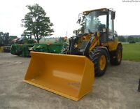 2005 John Deere 244J Compact Wheel Loader