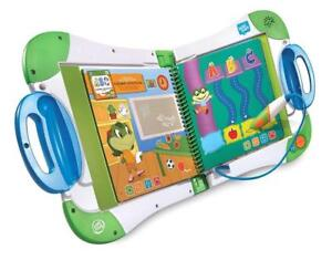 NEW LeapFrog LeapStart Interactive Learning System, Green, Stylus May Vary