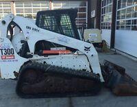 2008 Bobcat T300 Skid Steer