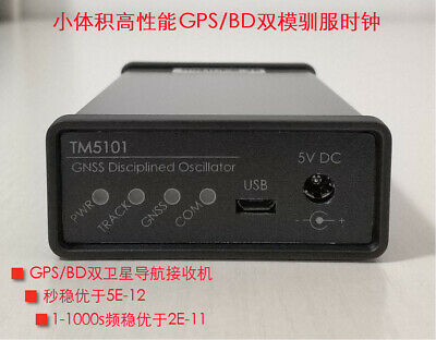 Gpsdo Gnss Disciplined Oscillator Frequency Standard 10mhz Square Wave Gps Bd
