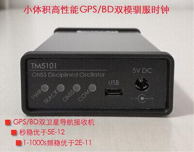 Gpsdo Gnss Disciplined Oscillator Frequency Standard 10mhz Sine Wave Gps Bd