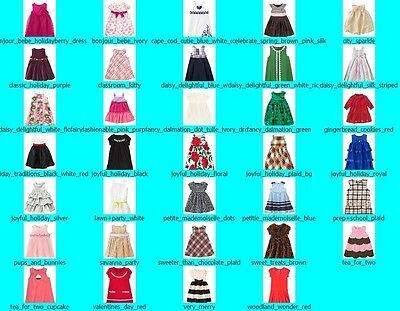NWT Gymboree Holiday Fancy Dressy Dress Choice FREE US SHIPPING New