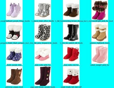 NWT Gymboree Baby Girls Boots Shoes FREE US SHIPPING Bootie NEW