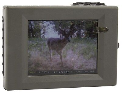 MOULTRIE Hand Held Game Trail Camera Digital Picture Viewer w/ 2.8