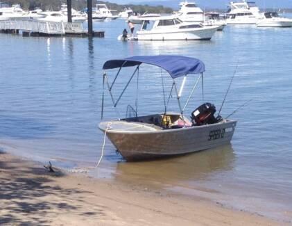Ally Craft 3.75 Boat