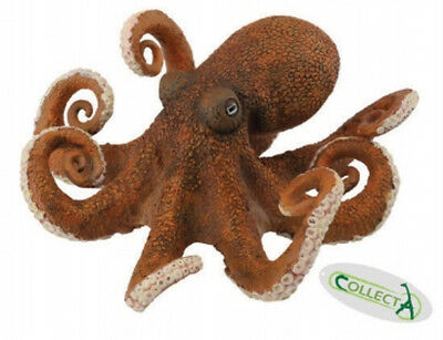 *BRAND NEW* OCTOPUS SEALIFE MODEL by COLLECTA *FREE POSTAGE*