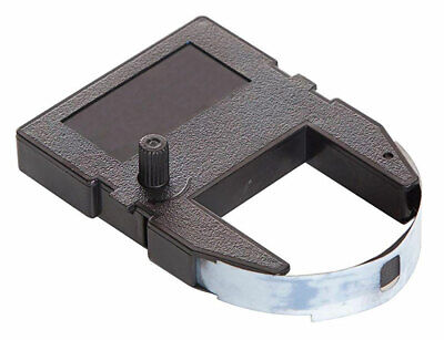 2 Pack Replacement Ribbon Cartridge For Pyramid 3500 3700 Time Clock 4000r