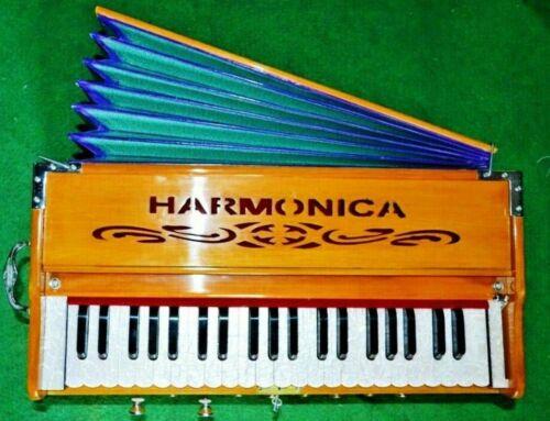 Harmonica Brand Harmonium Standard 3.5 Octave Double Reed 42 Keys
