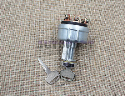 Tractor Ignition Starter Switch Fit Kubota Iseki Yanmar John Deere 650 750 850