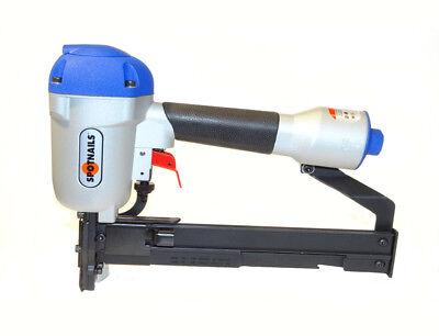 Spotnails X1t8664 T Nailer Concrete T Nailer Tack Strip Nailer New With Case