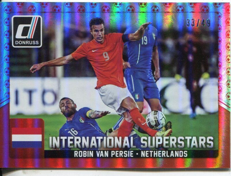 DONRUSS Soccer 2015 défensive Dynamos Chase Card #3 Jerome Boateng