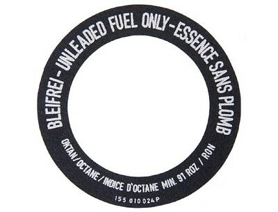 Tankdeckel Verschluss Kraftstoffbehälter für VW KÄFER CABRIO 1500 1600 411 412