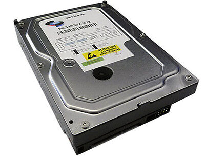 "New 500GB SATA2 16MB Cache 7200RPM 3.5"" Desktop Hard Drive -1 Year Warranty"