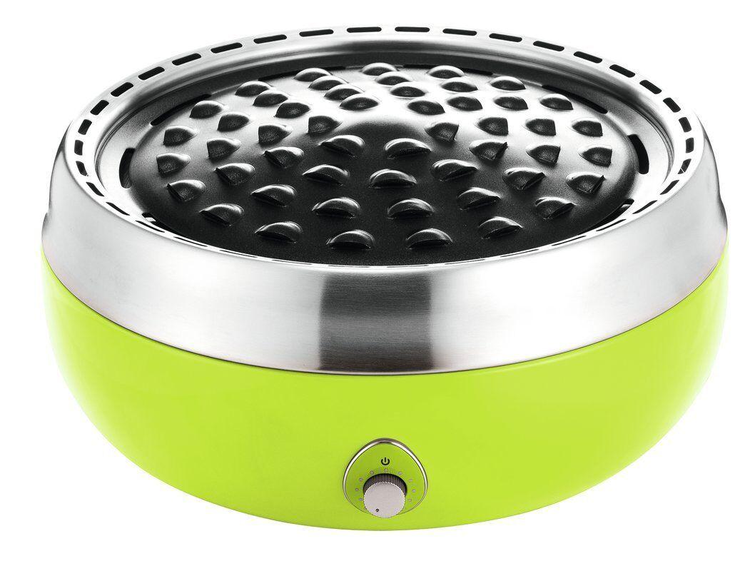 Rauchfreier Tisch Holzkohlegrill : Rauchfreier holzkohle tischgrill cool touch 2.0
