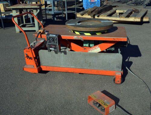 Presto Electric Die Lift Cart (inv.36886)