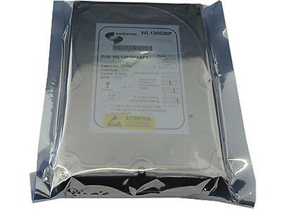 New 120GB 7200RPM 2MB Cache PATA IDE ATA/100 3.5