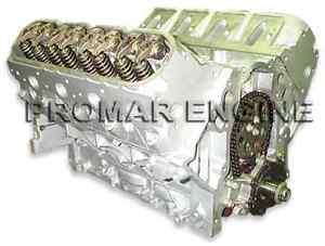 Reman 97-05 GM 5.7 Chevy 346 LS1 LS6 Long Block Engine