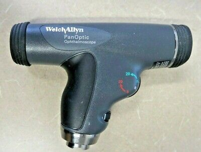 Welch Allyn 3.5v Panoptic Ophthalmoscope Head 11820