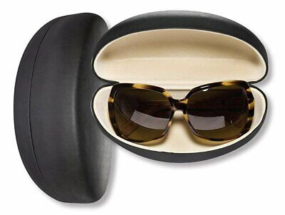 Large Sunglasses Case For Men & Women, Hard Shell Eyeglass Case In (Sunglasses Hard Case For Women)