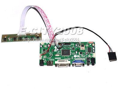 HDMI+VGA+DVI+HDMI+AUDIO LED/LCD Controller for B089AW01/LP089WS1-TLA1 LED Screen Dvi-hdmi-audio -