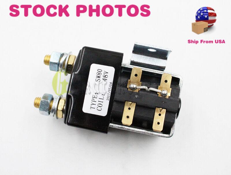 OEM Albright Contactor 48V For Curtis ZAPI B4SW11 Controller Forklift SW80B-156