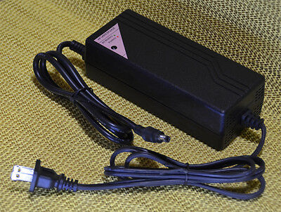 Universal Smart 3A Charger for 36V/37V Li-ion Lithium Polymer Battery Pack-New