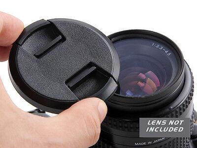 55mm LC-55 High Quality Universal Lens Cap for all DSLR Film SLR Lenses - UK