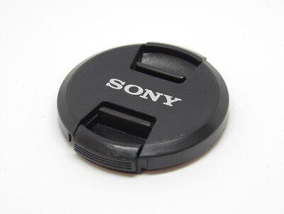 49mm LC-49 design lens cap for Sony lenses with 49mm filter thread - UK SELLER