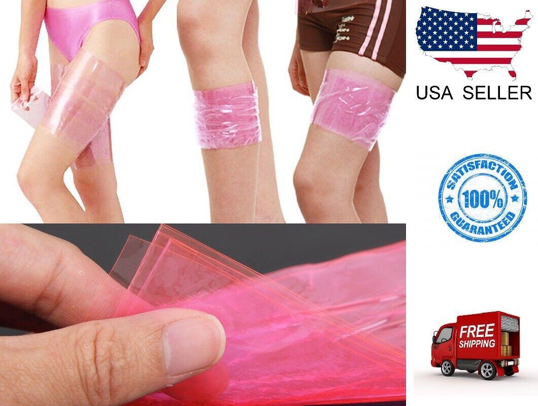 Legging Thigh Leg Cellulite Slimming Wraps Reusable Washable Belt Anti Cellulite - $3.99
