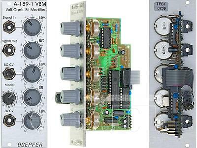 Doepfer A-189-1 Vc Bit Umwandler / Bit Crusher: Neu Detroit Modular] online kaufen