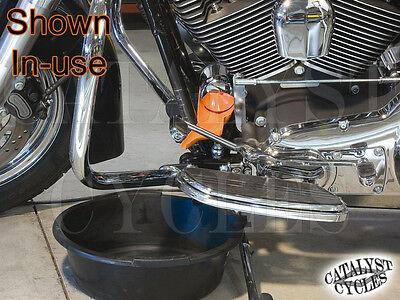 Ernst Oil Filter Funnel Harley Drip Free Oil Change Tool & Hose Kit Ernst (Oil Funnel Filters)