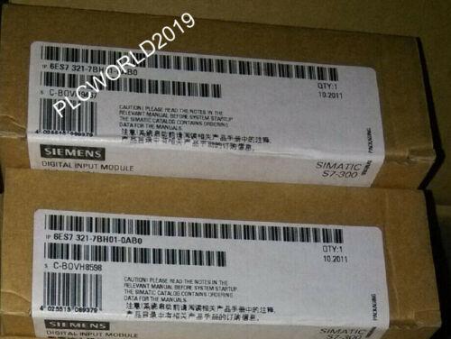 1PC New Siemens PLC 6ES7321-7BH01-0AB0 SIMATIC S7 300 SM321 Digital Input Module