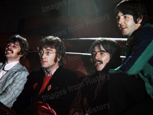8x10 Print Beatles John Lennon Paul McCartney Ringo Starr George Harrison #55024